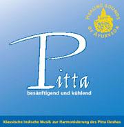Healing Sounds of Ayurveda - Pitta CD